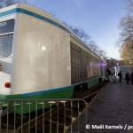 """Maquette démonstrative TramFret pour l'exposition """"Paris de l'Avenir"""""""