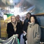 Visite d'une délégation du Ministère de l'Ecologie, du Développement Durable et de l'Energie