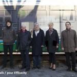Visite officielle d'une délégation de Saint-Etienne